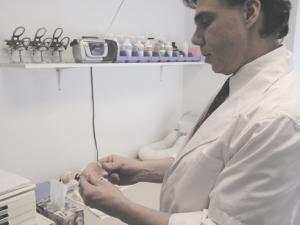 Darryl Denturist Lab Partial, partial denture, Ask Denturist Darryl